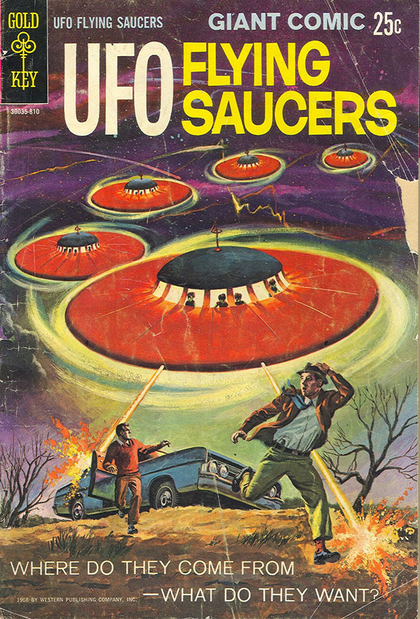 UFO Flying Saucers