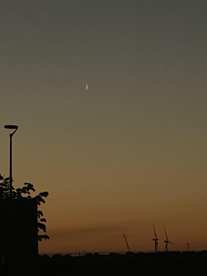 Vuurbol Almere foto