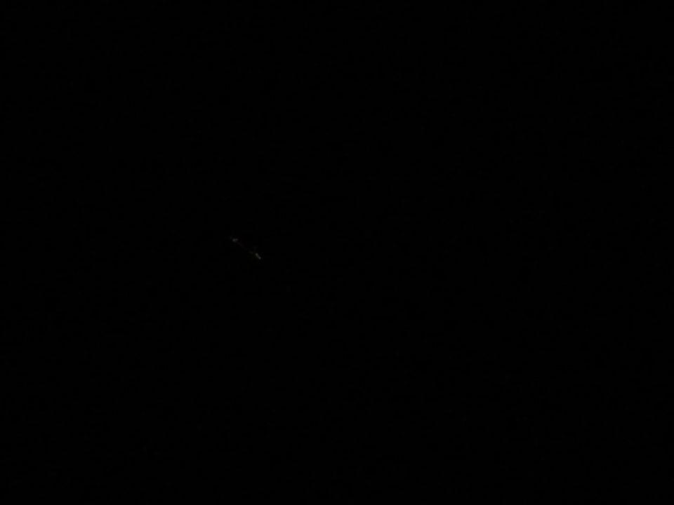 2 lichten die iets anders blijken te zijn foto