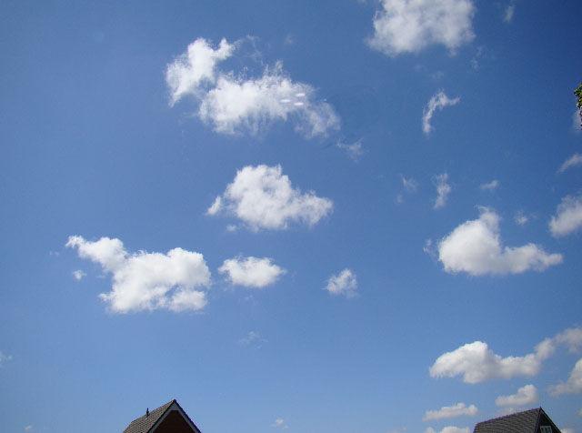 3 objecten boven Ouderkerk a/d/Amstel foto