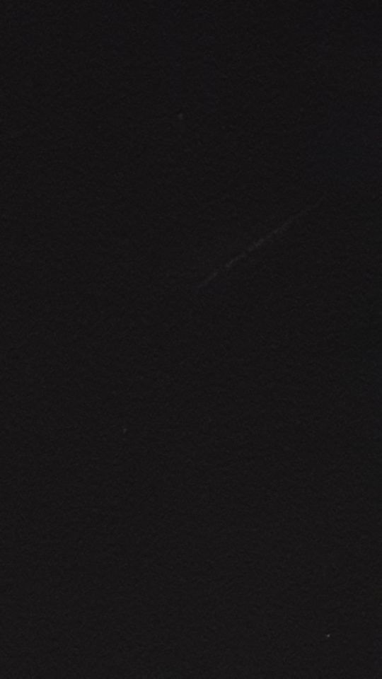 Lange rij van lichtpunten in rechte lijn foto