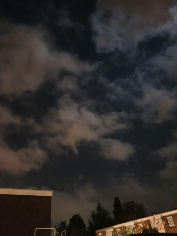 Ufo Hotspot foto