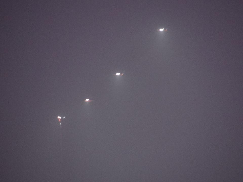 4 lichten op n rij foto