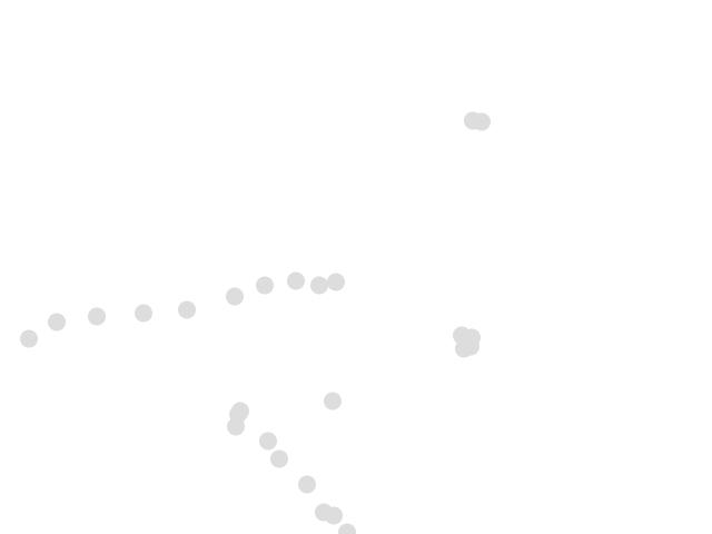 Lichtend object schets